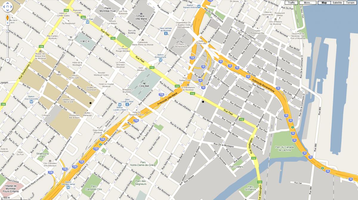 API de Google Maps: análisis y guía de desarrollo