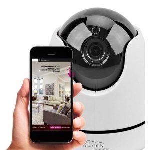 Cámara wifi de vigilancia con visión nocturna